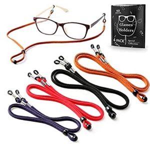 Sigonna 4 pack eyeglasses leather cords